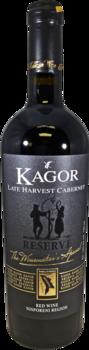 Bostavan Kagor Late Harvest Cabernet