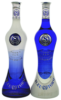 BLUE STORM VODKA