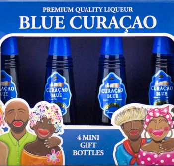 Curacao Blue Miniature