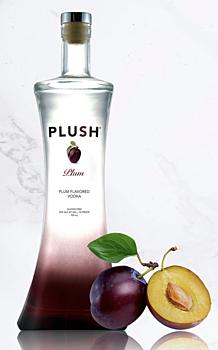 PLUSH PLUM